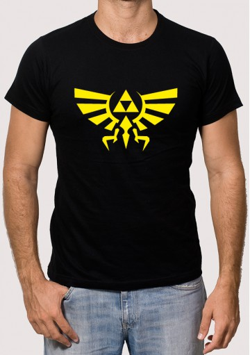 Camiseta Logo Zelda Aguila