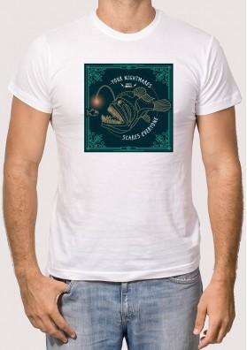 Camiseta Pez Luciérnaga