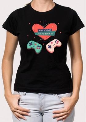 Camiseta Segundo Jugador