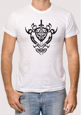 Camiseta Zelda Escudo
