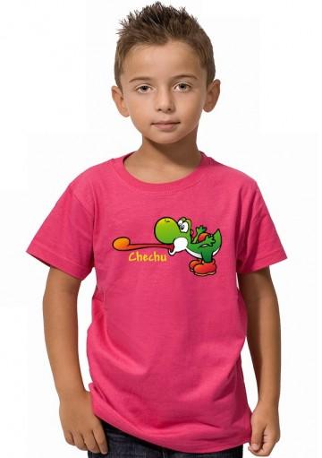 Camiseta Yoshi Nombre