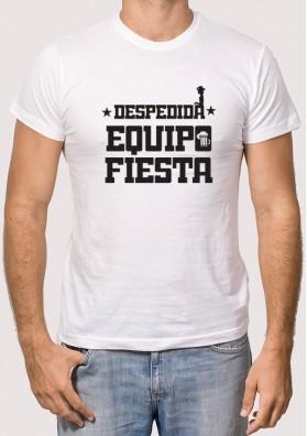 Camiseta Equipo Fiesta