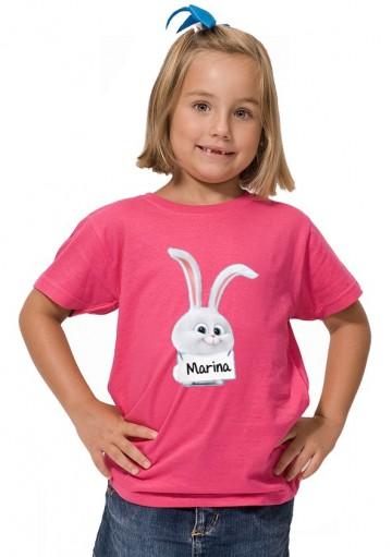 Camiseta conejito mascotas