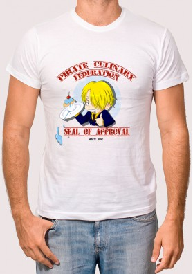 Camiseta Chef approved