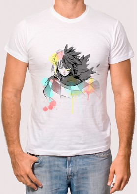 Camiseta Howl Watercolor