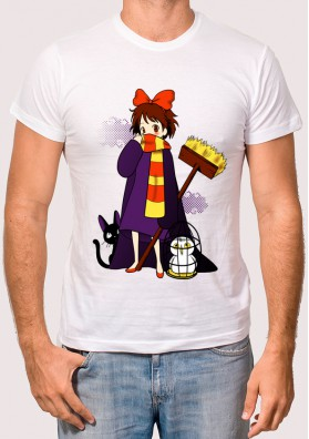 Camiseta Road to Hogwarts