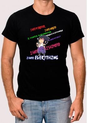 Camiseta I HATE