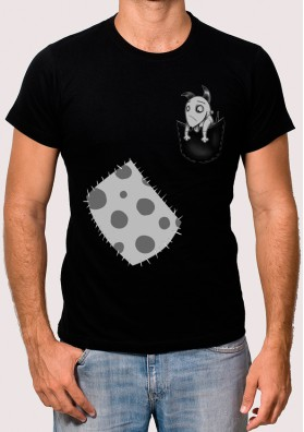 Camiseta Sparky Pocket