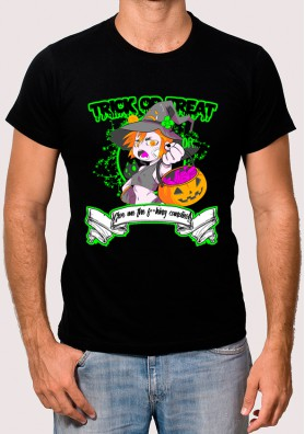 Camiseta Trick or Treat