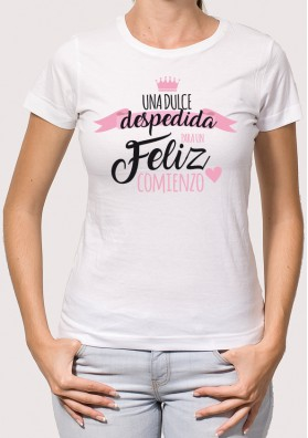 Camiseta despedida invitada