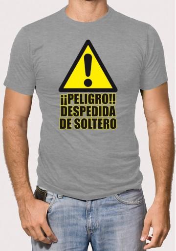 Camiseta Peligro despedida