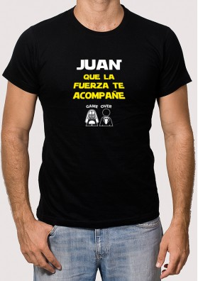 Camiseta Despedida Star Wars