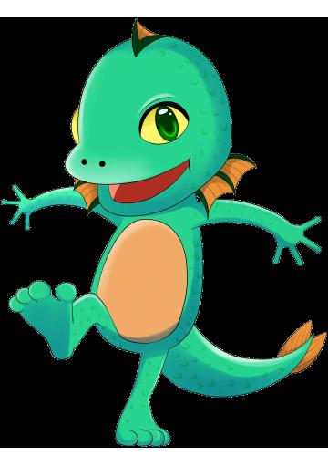 Criatura de videojuego Gekko