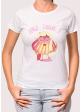 "camiseta para mujer \""Tengo Calocha\"""