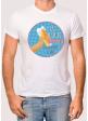 """camiseta para hombre \"""" No sin mi vaso\"""""""