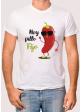 """Camiseta para hombre \""""Hoy pillo fijo\"""""""