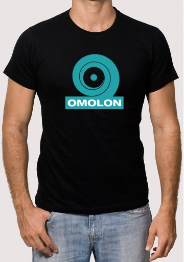 Camiseta Logo Omolon Grande