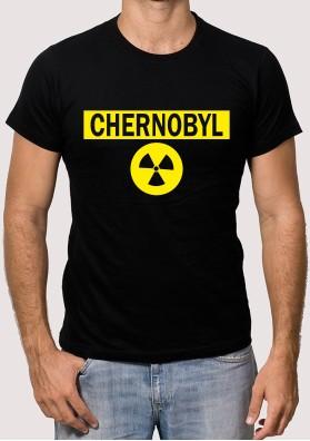 Camiseta Chernobyl