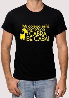 Camiseta cabra