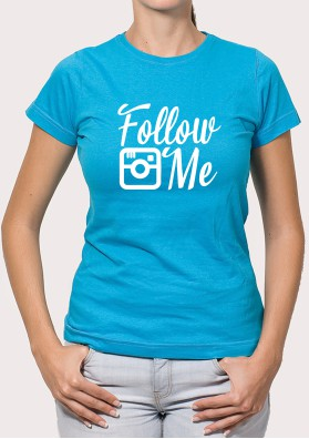 Camiseta Follow Me