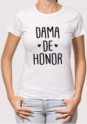 Camiseta Dama de Honor
