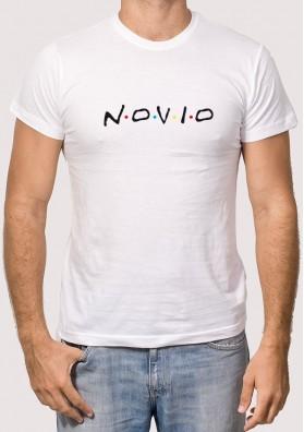 Camiseta Novio Friends