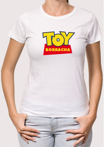 Camiseta Toy Borracha