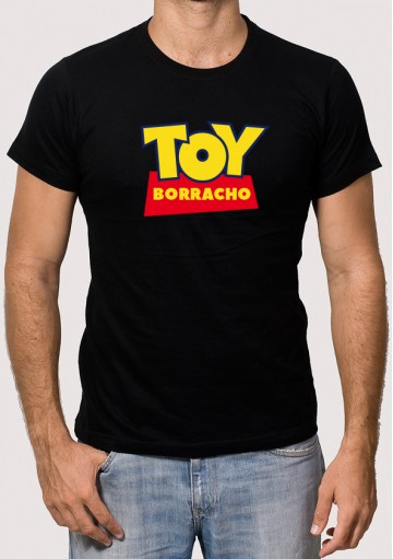 Camiseta Toy Borracho