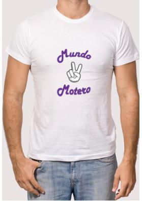 Camiseta Mundo Motero Pecho