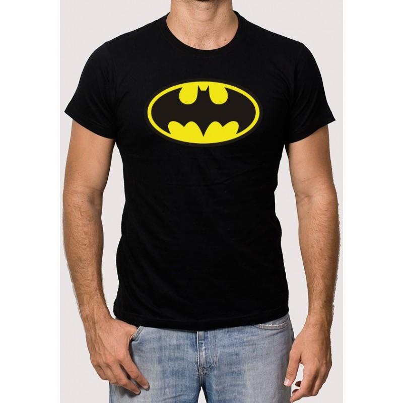 Camiseta Batman Barata 0db1dd025eb97