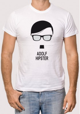 Camiseta Adolf Hipster