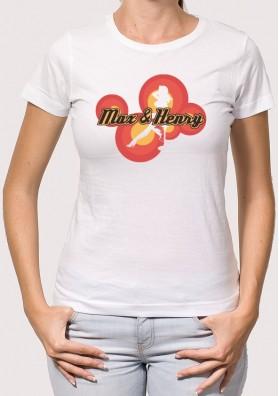 Camiseta Bar Max y Henry