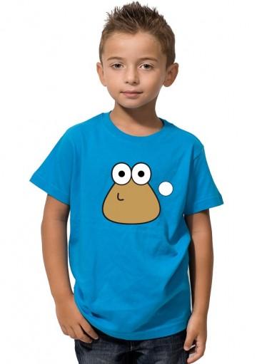 Camisetas para niños Pou