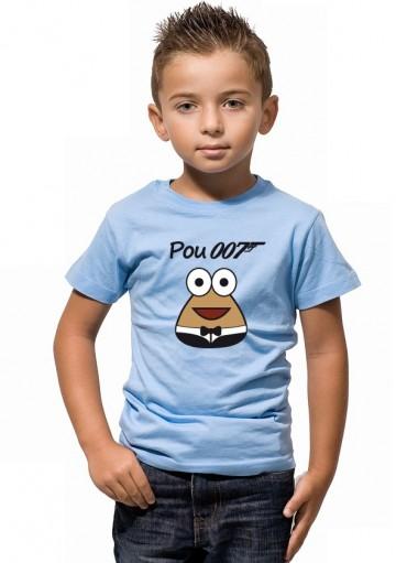 Camiseta Pou 007