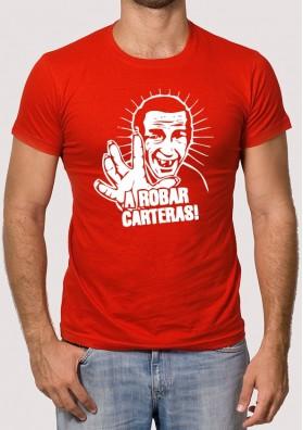 Camiseta A Robar Carteras