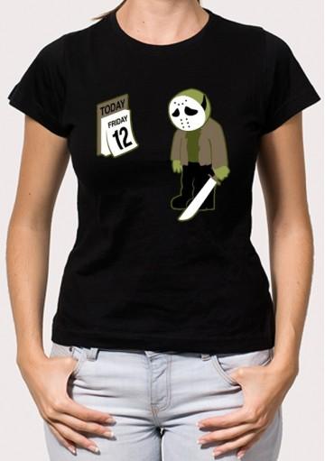 Camiseta Jason Triste
