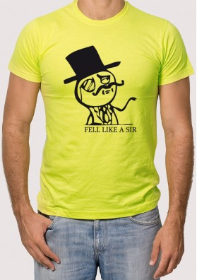 Camiseta Like a Sir