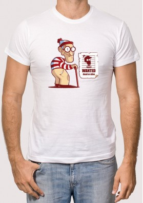 Camiseta viejo wally