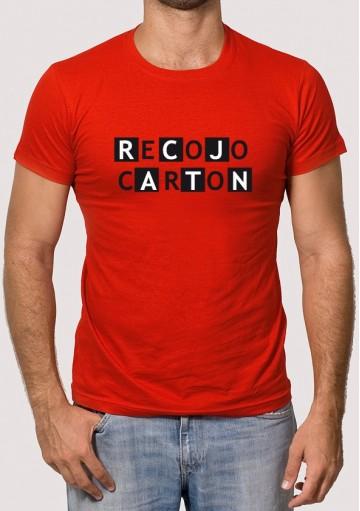 Camiseta Recojo Cartón