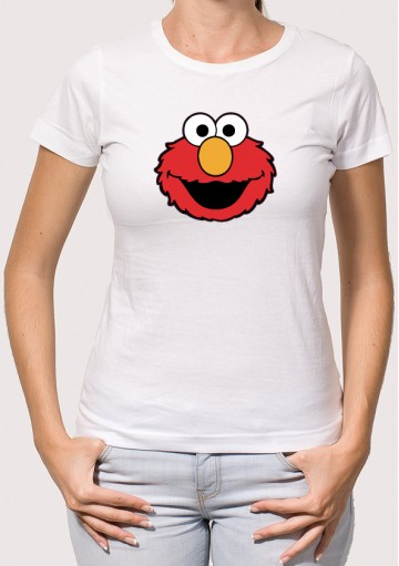 Camiseta Vintage Elmo