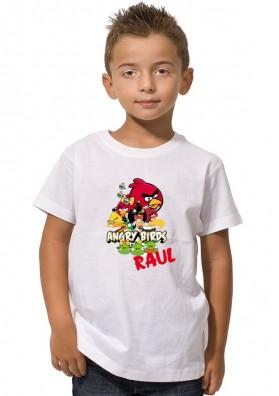 Camiseta Angry Birds