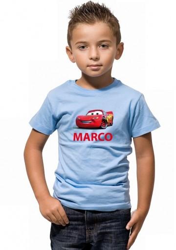 Camiseta Cars