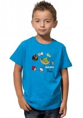 Camiseta Angry Birds Niños