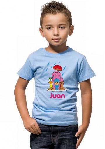 Camisetas Amigos de Pocoyo