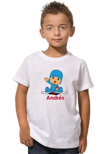 Camiseta Poco Pocoyo