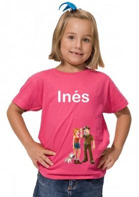 Camiseta Tadeo Jones Niños