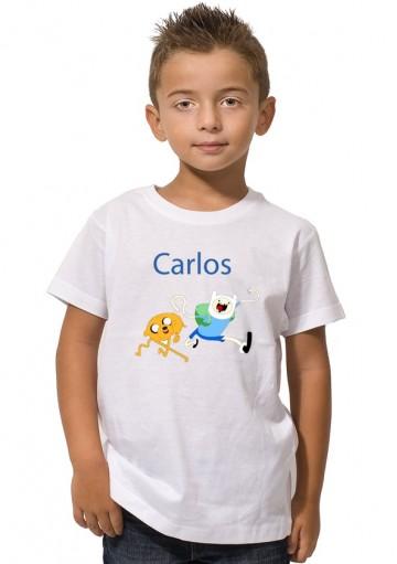 Camiseta Hora de Aventuras