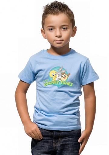 Camiseta Baby Looney Tunes