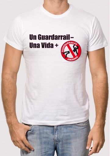 Camisetas Guardarrailes Asesinos