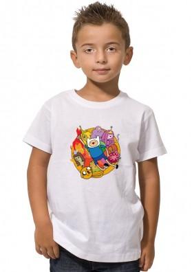 Camiseta Princesas Hora de Aventuras